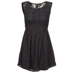Υφασμάτινα Γυναίκα Κοντά Φορέματα Yumi KIMI Black