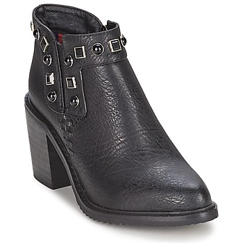 Παπούτσια Γυναίκα Χαμηλές Μπότες Gioseppo MOSENA Black