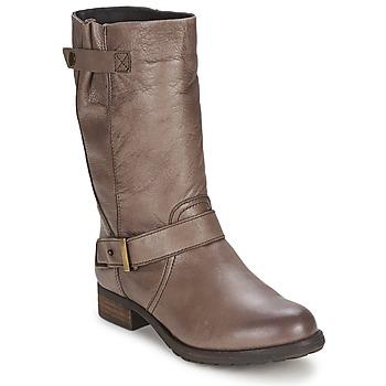 Παπούτσια Γυναίκα Μπότες για την πόλη Gioseppo FREIRE Taupe