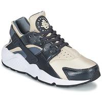 Παπούτσια Γυναίκα Χαμηλά Sneakers Nike AIR HUARACHE RUN W Grey / Beige