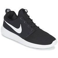Παπούτσια Άνδρας Χαμηλά Sneakers Nike ROSHE TWO Black / άσπρο