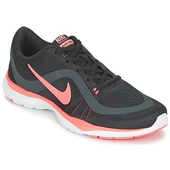 Παπούτσια Γυναίκα Fitness Nike FLEX TRAINER 6 W Black / ροζ