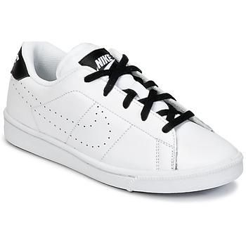 Παπούτσια Αγόρι Χαμηλά Sneakers Nike TENNIS CLASSIC PREMIUM PRESCHOOL άσπρο / Black