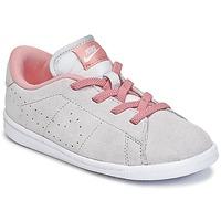 Παπούτσια Κορίτσι Χαμηλά Sneakers Nike TENNIS CLASSIC PREMIUM TODDLER Grey / Ροζ