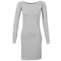 Υφασμάτινα Γυναίκα Κοντά Φορέματα Betty London FRIBELLE Grey