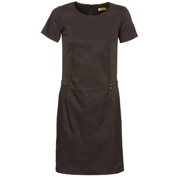 Υφασμάτινα Γυναίκα Κοντά Φορέματα Lola REDAC DELSON Black