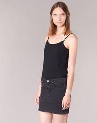 Υφασμάτινα Γυναίκα Αμάνικα / T-shirts χωρίς μανίκια BOTD FAGALOTTE Black