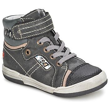 Παπούτσια Αγόρι Ψηλά Sneakers GBB HERMINIG Grey