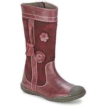 Παπούτσια Κορίτσι Μπότες για την πόλη Mod'8 KLAN BORDEAUX