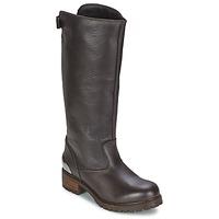 Παπούτσια Γυναίκα Μπότες για την πόλη Love Moschino JA26094 Black
