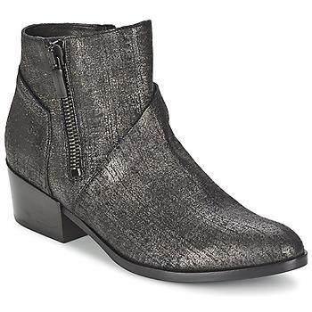 Παπούτσια Γυναίκα Μπότες Janet&Janet VILLIA Black