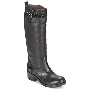 Παπούτσια Γυναίκα Μπότες για την πόλη Now PRINCE Black