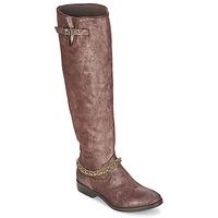 Παπούτσια Γυναίκα Μπότες για την πόλη Now JUBILEE BRONZE