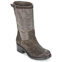 Παπούτσια Γυναίκα Μπότες για την πόλη Now DOUREL Grey