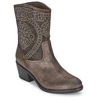 Παπούτσια Γυναίκα Μπότες Now PIOMBO Grey