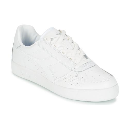 Παπούτσια Χαμηλά Sneakers Diadora B.ELITE Άσπρο