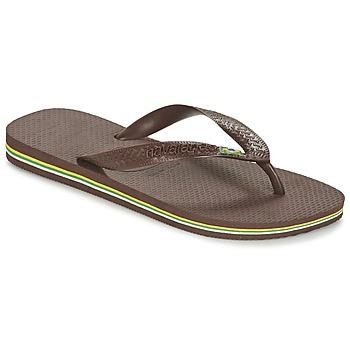 Παπούτσια Σαγιονάρες Havaianas BRASIL Brown