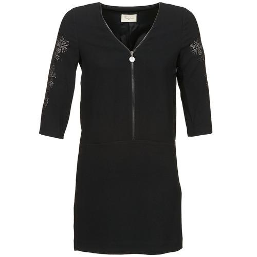 Υφασμάτινα Γυναίκα Κοντά Φορέματα Stella Forest BRO001 Black