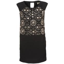 Υφασμάτινα Γυναίκα Κοντά Φορέματα Stella Forest BRO040 Black