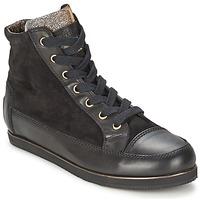 Παπούτσια Γυναίκα Ψηλά Sneakers Tosca Blu BANGKOK Black