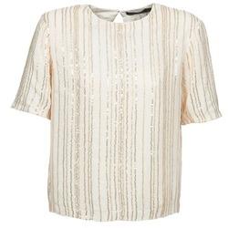 Υφασμάτινα Γυναίκα Μπλούζες Antik Batik ROMINA Κρεμ