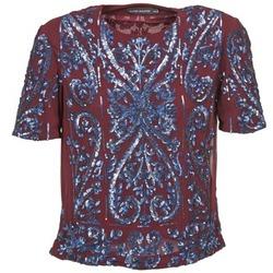 Υφασμάτινα Γυναίκα Μπλούζες Antik Batik NIAOULI Bordeaux