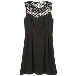 Υφασμάτινα Γυναίκα Κοντά Φορέματα Brigitte Bardot BB45057 Black