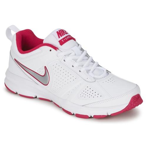 Παπούτσια Γυναίκα Multisport Nike T-LITE XI άσπρο / ροζ