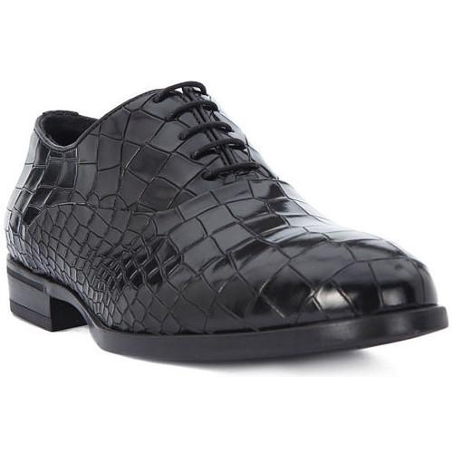 Παπούτσια Άνδρας Derby Eveet CROCCO NERO Nero