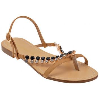 Παπούτσια Γυναίκα Σανδάλια / Πέδιλα F. Milano  Beige