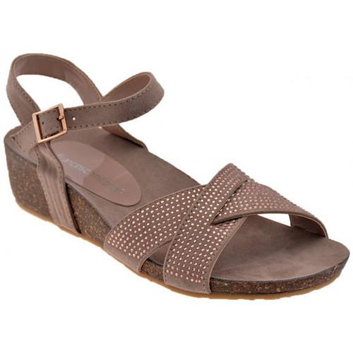 Παπούτσια Γυναίκα Σανδάλια / Πέδιλα F. Milano  Grey