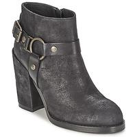 Παπούτσια Γυναίκα Μποτίνια Ash FALCON Black