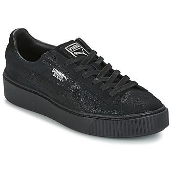Παπούτσια Γυναίκα Χαμηλά Sneakers Puma PUMA PLATFORM RESET WN'S Black