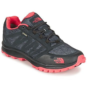 Παπούτσια Γυναίκα Πεζοπορίας The North Face LITEWAVE FASTPACK GORETEX Black / CORAIL