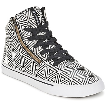 Παπούτσια Γυναίκα Ψηλά Sneakers Supra CUTTLER άσπρο / Black