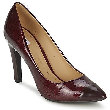 Παπούτσια Γυναίκα Γόβες Geox CAROLINE BORDEAUX
