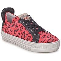 Παπούτσια Κορίτσι Χαμηλά Sneakers Diesel JAKID ροζ / Leopard