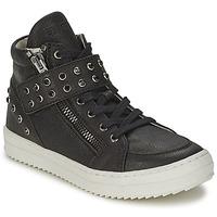 Παπούτσια Κορίτσι Ψηλά Sneakers Diesel TREVOR Black