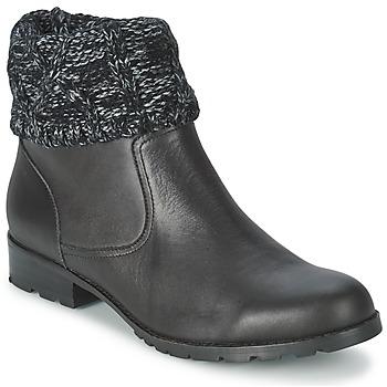 Παπούτσια Γυναίκα Μπότες Mellow Yellow RAY Black