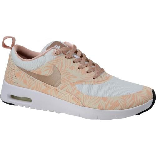 Παπούτσια Παιδί Sneakers Nike Air Max Thea Print GS Beige
