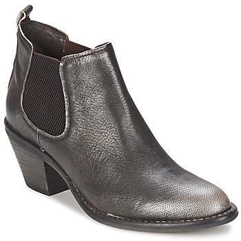 Παπούτσια Γυναίκα Μποτίνια Un Matin d'Ete NIPSY Carbone