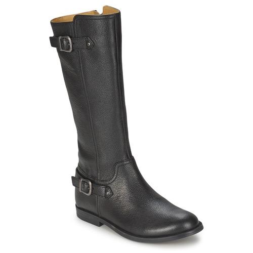 Παπούτσια Κορίτσι Μπότες για την πόλη Start Rite GALLOP Black