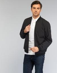 Υφασμάτινα Άνδρας Μπουφάν Calvin Klein Jeans ONDO 1 ESSENTIAL BOMBER Black