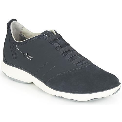 Παπούτσια Άνδρας Χαμηλά Sneakers Geox NEBULA Μπλέ