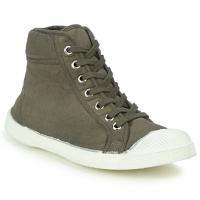 Παπούτσια Ψηλά Sneakers Bensimon TENNIS MID Taupe