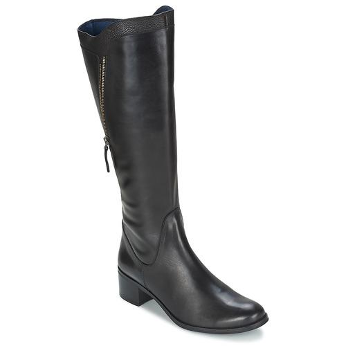 Παπούτσια Γυναίκα Μπότες για την πόλη PintoDiBlu CARTIL Black