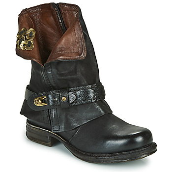 Παπούτσια Γυναίκα Μπότες Airstep / A.S.98 SAINT BIKE Black
