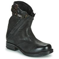 Παπούτσια Γυναίκα Μπότες Airstep / A.S.98 SAINT METAL ZIP Black