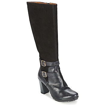 Παπούτσια Γυναίκα Μπότες για την πόλη Hispanitas ARIZONA Black