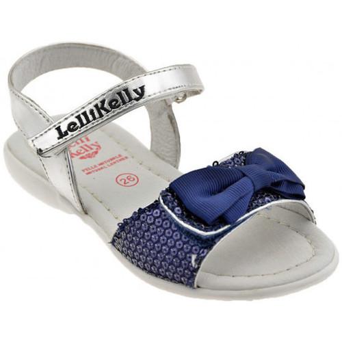 Παπούτσια Κορίτσι Σανδάλια / Πέδιλα Lelli Kelly  Μπλέ